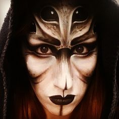 Simple Halloween makeup on Instagram that is to die for: Halloween makeup ideas