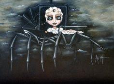 Angelina Wrona's Anarchy Gallery | Babysitter