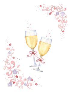 Lisa Alderson - LA - champagne glasses.jpg