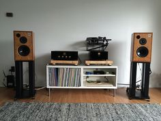 Auditorium23 and Denon 103 with Harbeth M30.1 | Flickr - Photo Sharing!