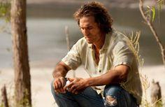 "Matthew McConaughey in ""Mud."""