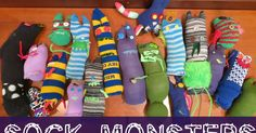 A Bubbler Jr. program where kids can turn lonely socks into unique stuffed friends. The amazing Angela Richardson came to our library a ...