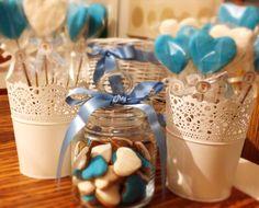 Doruk bebek için hazırlanan kurabiyeler...