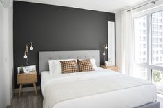 Modern Rustic Apartment - Design by Christina Higham of Sun Soul Style
