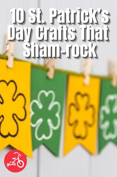 Crafty leprechauns, rainbows leading to golden riches, and a carte blanche excuse to pinch people? It's no wonder kids can't resist the playful spirit of St. Patrick's Day. Grab a pair of scissors and a glue stick and celebrate this colorful holiday by crafting a few shamrocks, leprechauns, or pots o' gold. #stpatricksdaycrafts Fun Crafts For Kids, Cute Crafts, Red Tricycle, Irish Traditions, Paddys Day, Making Memories, Leprechaun, Kid Friendly Meals, Family Activities
