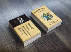Image result for back of business card design