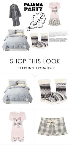 """""""My Own Style_14 (Sweet Dreams Style_1)"""" by hannahzoe1 on Polyvore featuring Room Essentials, M&F Western, Chelsea Peers, Fat Face and Calvin Klein"""
