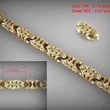Risultati immagini per литая золотая цепь