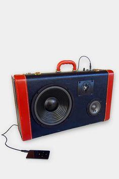 BoomCase Maritime Music Machine Speaker