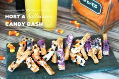 How to Host A Halloween Candy Bash