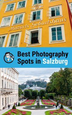 Salzburg photo spots, Salzburg photography spots, Salzburg photography locations, Salzburg photo places, Salzburg Instagram spots, Salzburg Photography Tips, Salzburg travel photography, What to photograph in Salzburg