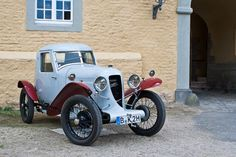 927 Amilcar CGS Cyclecar Grand Prix Duval ... impressive name for a cr*p-looking  car!