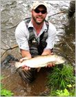 Guide to Trout, Fly Fishing - Smoky Mountains - Cherokee Trout Fishing - Fishing Report
