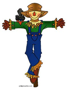 scarecrow clip art printable free clipart images image scarecrow rh pinterest com  fall scarecrow clipart free