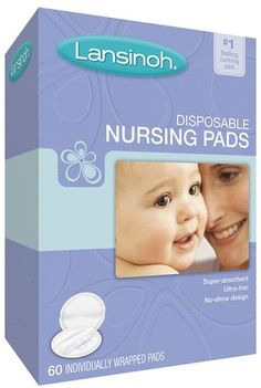 These are the best nursing pads I have found. They are individually wrapped so I can just throw them in the diaper bag and not worry about them getting dirty.