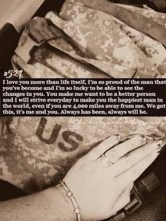 For my Marine Rivero ❤️ Military Couples, Military Quotes, Military Deployment, Deployment Quotes, Military Man, Usmc Quotes, Deployment Letters, Military Couple Pictures, Qoutes