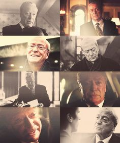 Alfred Pennyworth, the unsung hero of the Dark Knight trilogies.