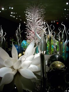 Chihuly at Virginia Museum of Art