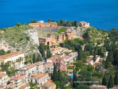 The gem of Sicily. I'm so excited to be returning in May!