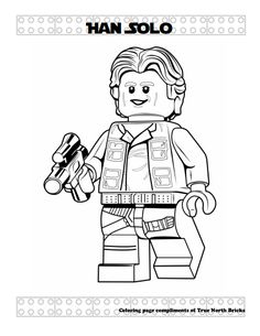 Star Wars Coloring Pages Inspired by Minifigures - True North Bricks Lego Coloring Pages, Free Adult Coloring Pages, Coloring For Kids, Coloring Sheets, Coloring Books, Star Wars Kids, Lego Star Wars, Star Wars Stencil, Star Wars Masks