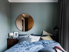 Love the mirror Furniture, Bed N Breakfast, Gravity Home, Interior, Home, Eclectic Interior, Bed Interior, Bedroom Inspirations, Interior Design