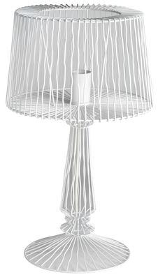 Stolní lampa z drátů White - 57 cm Bella Rose, Living Room, Lighting, Home Decor, Decoration Home, Room Decor, Home Living Room, Lights, Drawing Room