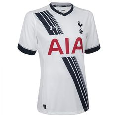 Tottenham 2015 2016 Home Football Kit - available at www.uksoccershop.com  Camisa 80e1538bfb50b
