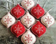 Christmas decorations | Etsy ES