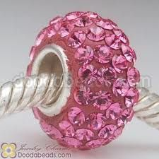 swarovski - love the pink!