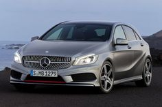 What do you make of the new a-class from Mercedes?