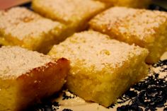 Ahhh super easy. I really don't love lemon bars, I can eat one but they get gobbled up at Potlucks. Usually I buy shit. doctor it up put it in my pans and pass it off as I made it. True confession. I know y'all are guilty of this too.