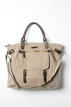 BDG Buckle Tote  Urban Outfitters  58.00
