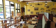 Stop in for a Sandwich with Character at our Erik's Delicafe location in Capitola, California!