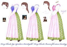 Vanda's Secret Wardrobe - Folk costume from Sissi by maya40.deviantart.com on @deviantART