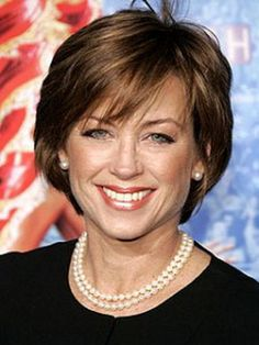 Short Wedge Hairstyles | Dorothy Hamill Hairstyles 2013 | Hairstyles | Haircuts | Celebrity ...