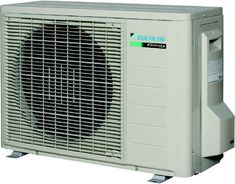 Daikin outdoor air conditioning inverter unit air con unit only