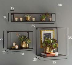 Creative Bookshelves, Wall Bookshelves, Wall Shelves, Bedroom Frames, Shelves In Bedroom, Plant Shelves, Display Shelves, Cube Wall Shelf, Corner Shelf