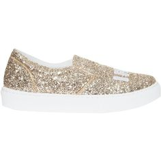 Chiara Ferragni I Feel Sneakers (8,270 INR) ❤ liked on Polyvore featuring shoes and sneakers