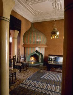 Moroccan Living Room Photos (26 of 27) - Lonny