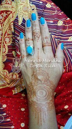 Henna Costa Rica Henna Mehndi, Hand Tattoos, Costa Rica, Henna Hands, Henna Tattoos