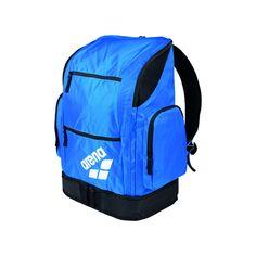 Mochila de natação Arena Spiky 2 Large Backpack AO azul rosa