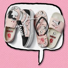 7d8b7f9024a26d Main Image - Vans x Peanuts Snoopy Kisses Slip-On Sneaker (Women ...
