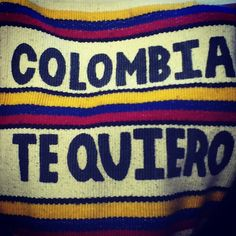 i have this bag! I Love Colombia Colombian People, Colombian Culture, Colombian Art, Colombian Coffee, Colombian Women, Colombia South America, Colombia Travel, Latina Girls, Latin Women