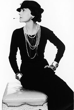 elements of style #COCO CHANEL circa1930/40s « CHIC INDEX