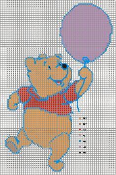Pooh Crochet
