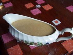 Receta de salsa de setas