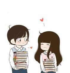Cartoon Love Photo, Love Cartoon Couple, Chibi Couple, Cute Couple Art, Anime Love Couple, Cute Couple Pictures, Cute Anime Couples, Cute Love Images, Cute Love Stories