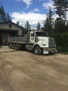 Dump truck for sale kijiji