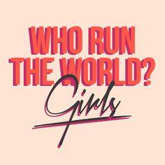 That's right!!! #girlpower