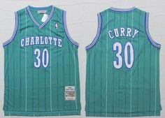 35bd7c31d Dell Stephen Curry Sr. Charlotte Hornets jersey. Cheap Nba Jerseys
